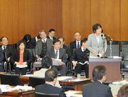 衆議院厚生労働委員会で答弁予定(12/24)