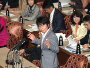 予算委員会で質疑(TV中継あり)