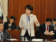 第179臨時国会/災害対策特別委員会(2011年11月4日)
